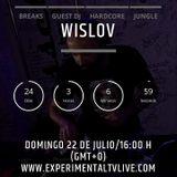 Wislov Private Mix Summer Hardcore Wislov 158bpm  @ Experimental Tv Radio (22 Julio 2018)