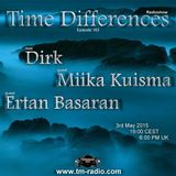 Dirk - Host Mix - Time Differences 163 (3rd May 2015) on Tm-Radio