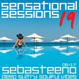 Sensational Sessions 19 - Deep Sultry Soulful Vibes - June 2017