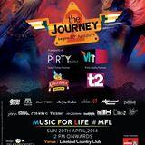 D.E.V.A.A live @ Journey - 2 (April'14)