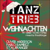 Live @ Tanztrieb Weihnachts-Special 24.12.15