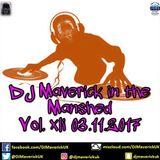 DJ Maverick in the Manshed Vol. xli 03.11.2017