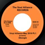 Vinyl Alliance May 2019 Pt.1 (Steppers)
