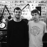 Jamie Simkin & Thomas Peck - Apr 2016