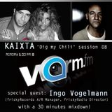 Kaixta @ Warm Fm number 5 guest Ingo Vogelmann
