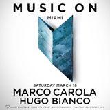 Hugo Bianco - Live @ Heart Night Club (Miami, USA) - 18.03.2017