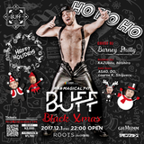 DJ Barney Philly Live at BUFF Black Xmas 12/1/2017
