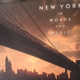 7/24/16 SWEET SOUNDS I: Songs of New York
