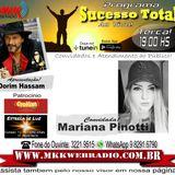 Programa Sucesso Total 31/01/2017 - Mariana Pinotti
