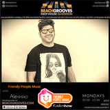 Friendly People Music Radioshow @ Beachgrooves - 16May16