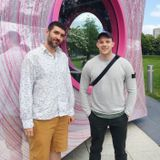 Art Collecting with Russell Tovey and Robert Diament