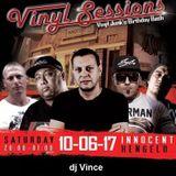 dj Vince // Eastside Vinyl Sessions #4 // 10th June '17 // Innocent // Hengelo