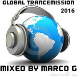 Global Trancemission 2016 - Mixed By Marco G