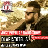 Dj Aristotelis - Smile & Dance 50