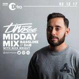 @DJTimzee - #Bassline & #DnB Mix - December '17 - BBC 1Xtra Midday Mix