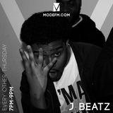 13/12/2018 - J Beatz - Mode FM