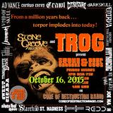 Stone Grooves & Deep Cuts on CoD Radio - October 16, 2015