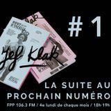 LA SUITE AU PROCHAIN NUMÉRO #1 JEF KLAK - 13.01.2016