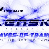 WAVES OF TRANCE 009 TIMB RADIO SHOW