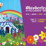 DJMagickfox Live at Oktoberfest in the Gardens 2017