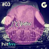 Nov Podcast #03 by J.X Vertical
