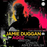Ashley Walsh - Jamie Duggan Promo Mix March 2015