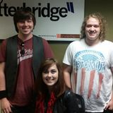 Wirral band The Week Before play live for Radio Clatterbridge and share their story