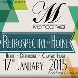Retrospective of House - Marco Mei @ RockStore Hanoi - VIETNAM -Saturday 17 Jn. 2015