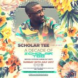 #ADecadeOfScholarTee Summer Day Party Warm Up Mix