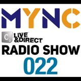 MYNC presents Cr2 Records Radio Show 022 [19/08/11]