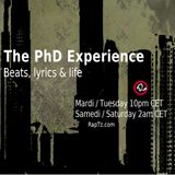 The PhD Experience beats, lyrics & life #15