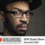 Southport Weekender Radio Show - November 2012