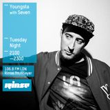 Seven - Rinse FM Interview and guest mix - Youngsta's show