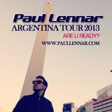 Paul Lennar - Live From Buenos Aires @ Argentina Tour 2013