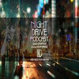 Night Drive 2nd Season Podcast 18.OCT2015