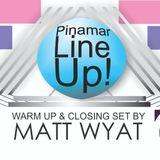 Dec 27 2014 - Matt Wyat WClosing Set after Ariel Curtis live at Pinamar Line Up! www.fmpulse.com.ar