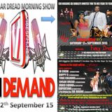 SUGAR DREAD ON THE MORNING RIDE REGGAE SHOW UP UP!!!! ON DEMAND VIBESFM,NET