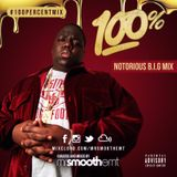 #100PercentMix 011 - 100% NOTORIOUS B.I.G.