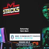 M. Stacks- WOVU 95.9fm mixshow (5.11.19)