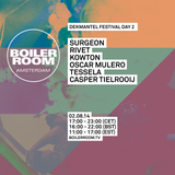 Surgeon  - Live At Dekmantel Festival 2014, Day 2 (Boiler Room, Amsterdam) - 02-Aug-2014