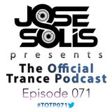The Official Trance Podcast - Episode 071