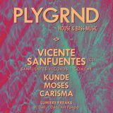 Playground XIII - 1er Aniversario ::: Vicente Sanfuentes ::: 25-10-2013 ::