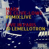 Mark de Clive-Lowe REMIX:LIVE - Live in Paris