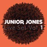 Junior Jones - Live Set Vol.1