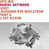 Marcel Dettmann - Live @ ARTE Mix o Le Trabendo (Paris, FR) -12.10.2018