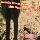 Songs from Beneath the Spaghetti Tree, Volume 24
