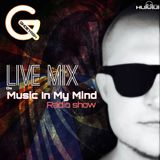 GHOEYASH - GUEST MIX @ HUJUJUJ.FM / Music In My Mind Radio Show 2nd Anniversary / 2016.12.14