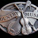 Russell Hill's Country Music Show on 93.7 Express FM. 27th January 2013.