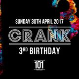 @DJMYSTERYJ | @CrankEvent 3rd Birthday |Mix 1/3