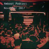 Amboot Podcast November 2017